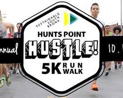 10th Annual Hunts Point Hustle: 5K Run/Walk