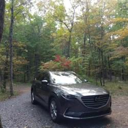 Birthday Week in the 2016 Mazda CX-9 Signature AWD
