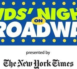 Kids' Night on Broadway 2017- Participating Shows Announced
