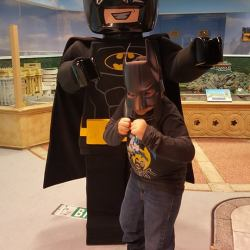 Catch the final days of Lego Batman Days at Legoland Discovery Center Westchester