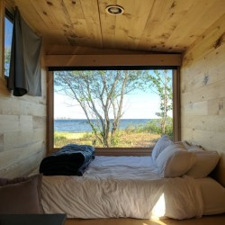 Stay in a Tiny House on the Beach in NYC