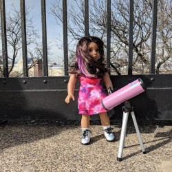 American Girl's 2018 Girl of the Year Luciana Vega & Her Trip to the Bronx