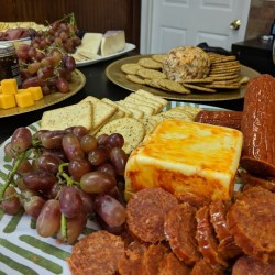 Easy Holiday Cheese & Charcuterie Spread from BJ's Wholesale Club