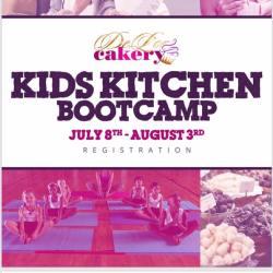 Kid's Kitchen Bootcamp