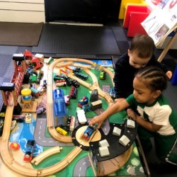 Drop-in Indoor Play Space in the Bronx