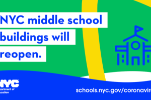 NYC Middle Schools Returning to In-Person Learning