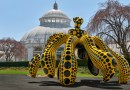 KUSAMA: Cosmic Nature Opens at the New York Botanical Garden + Ticket Giveaway!