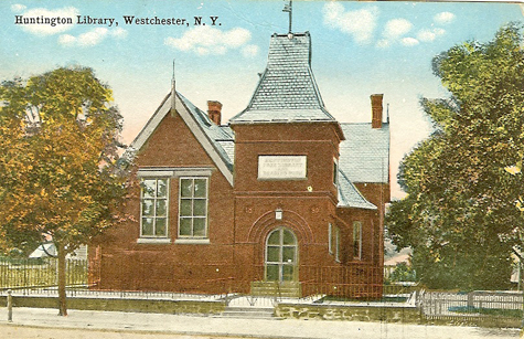 Historical Library in the Bronx Celebrating 200th Birthday Party