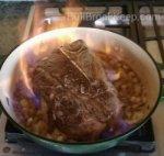 5-7-hr flamed-brandy chuck roast