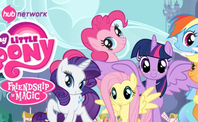 Hub Network To Air 50 Hour Mlp Mare Athon This August