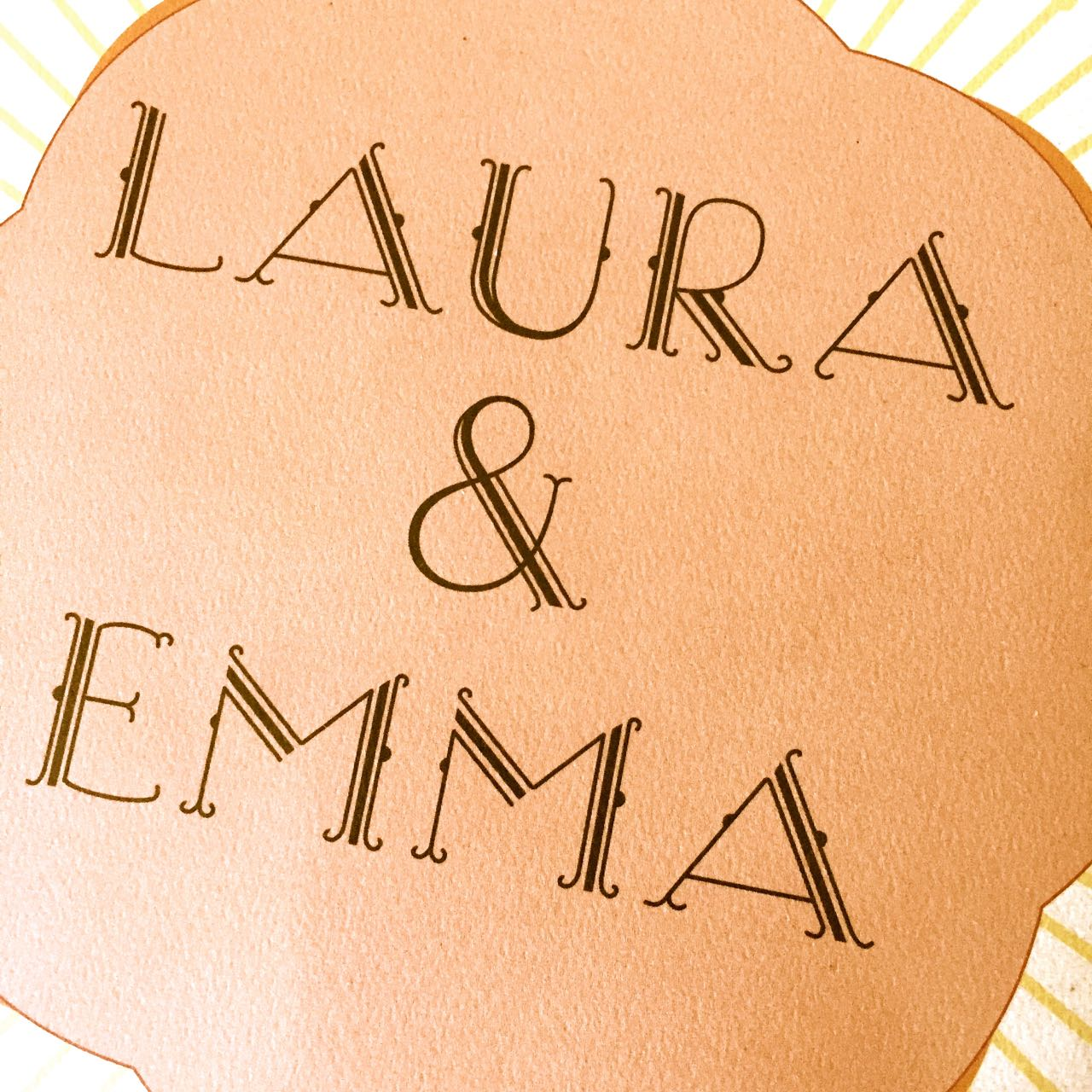 Book Review: Laura and Emma by Kate Greathead (2018)