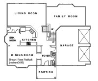 Are open floor plans for you? - Bronze Construction ...