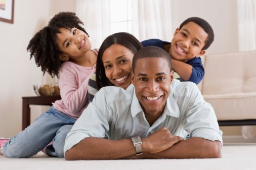 African American family 2