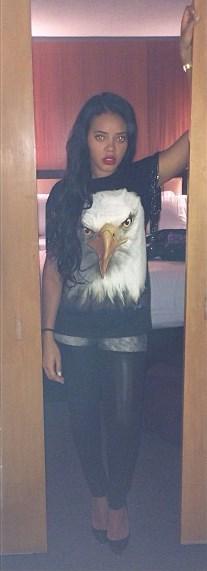 Angela Eagle shirt