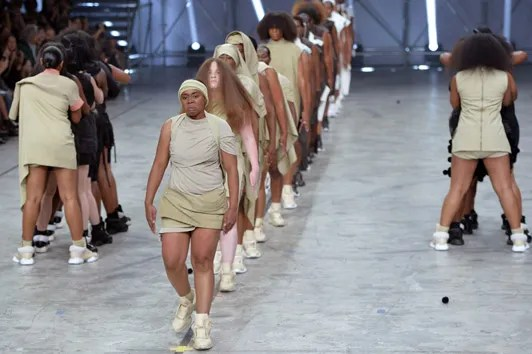 Rick Owens Paris Fashion Week7