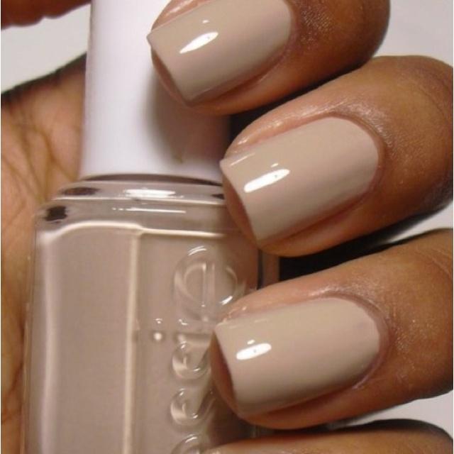 Essie Nude Nails