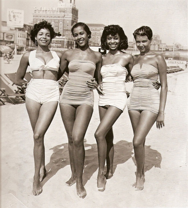 Vintage Swimsuits