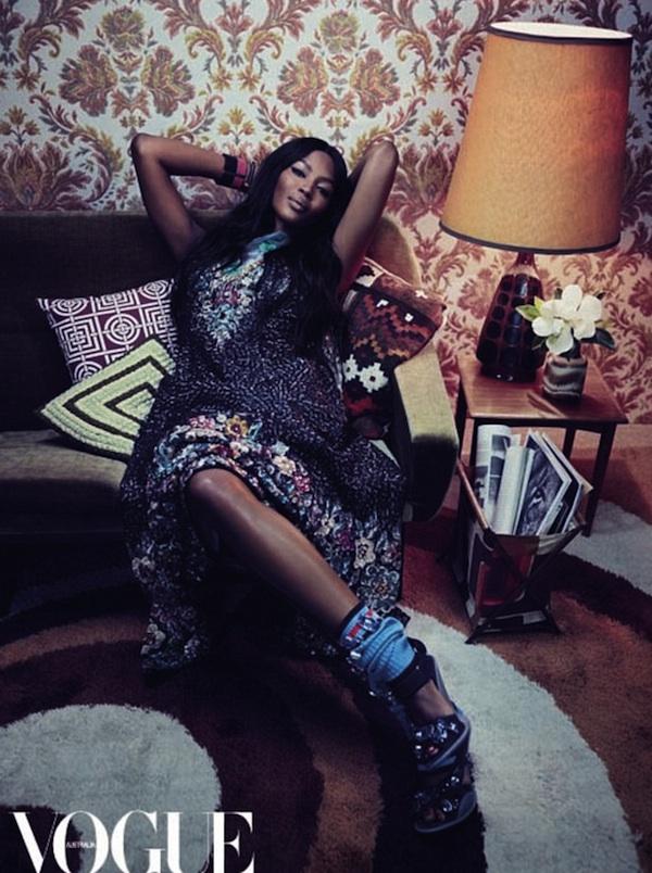 Naomi Campbell for Vogue Australia2