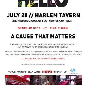Hello Harlem