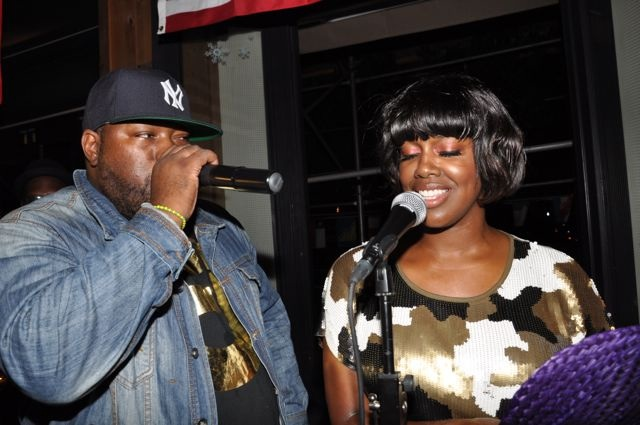 Esnavi freestyles Beyonce's 'Partition' with Rahzel on beat box