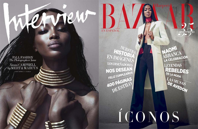 Naomi double mag covers