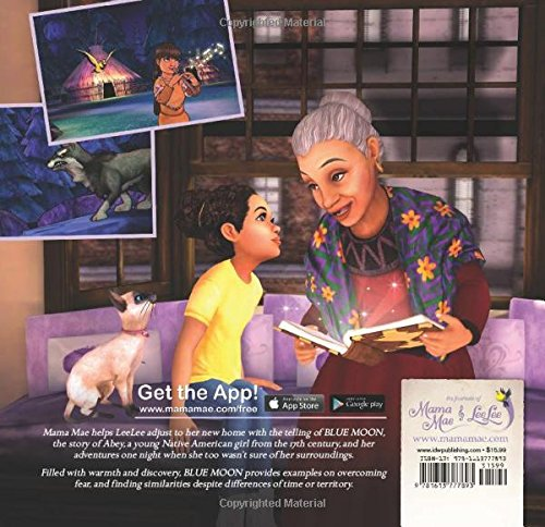 Blue Moon- From the Journals of Mama Mae and LeeLee