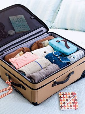 PackedSuitcase