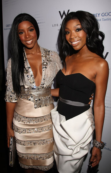 Brandy and Kelly
