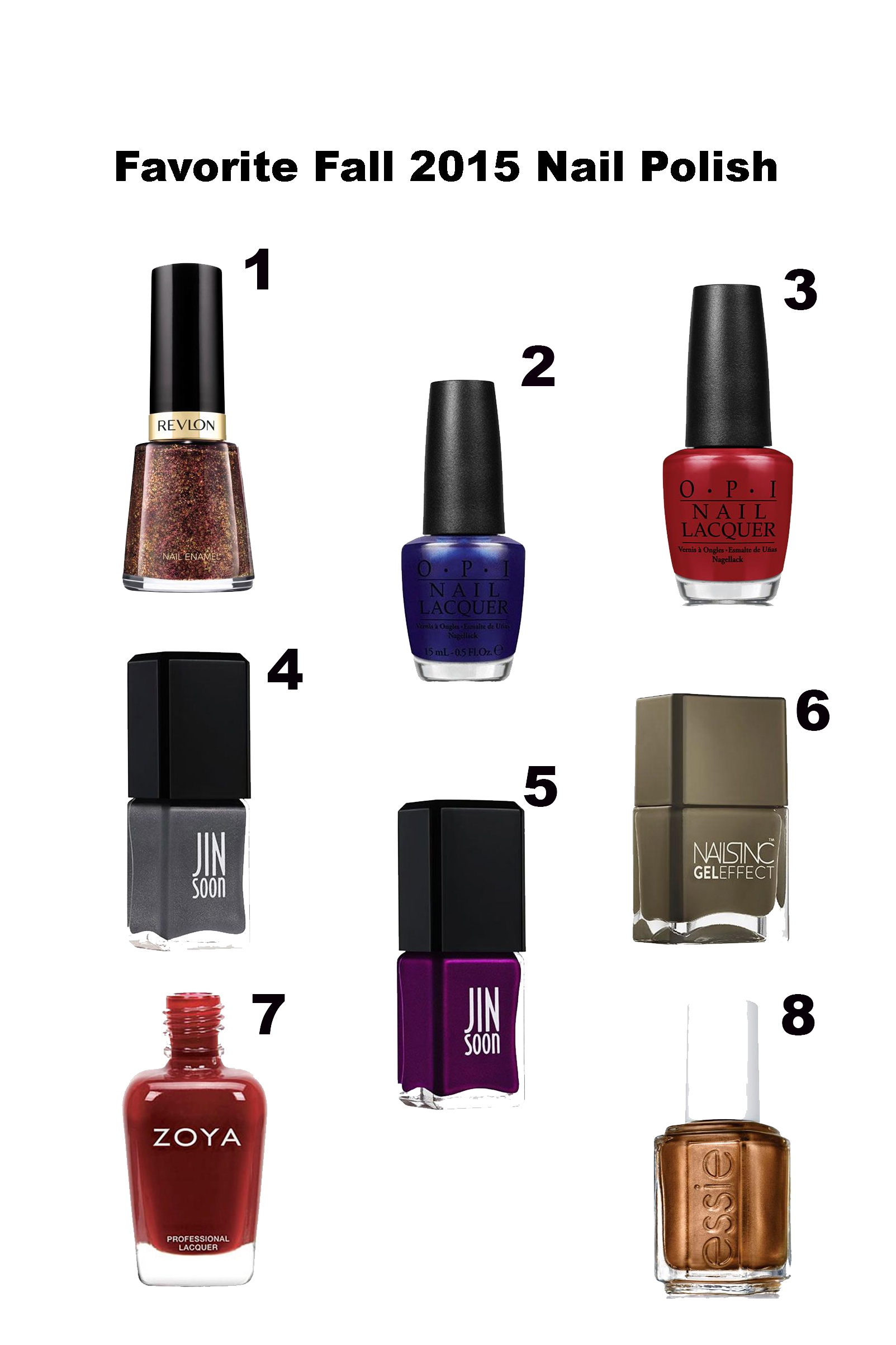 Beauty Alert: Fall Nail Colors to Try – Bronze Magazine
