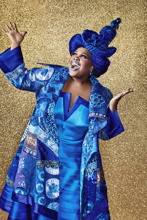 Amber Riley- the wiz