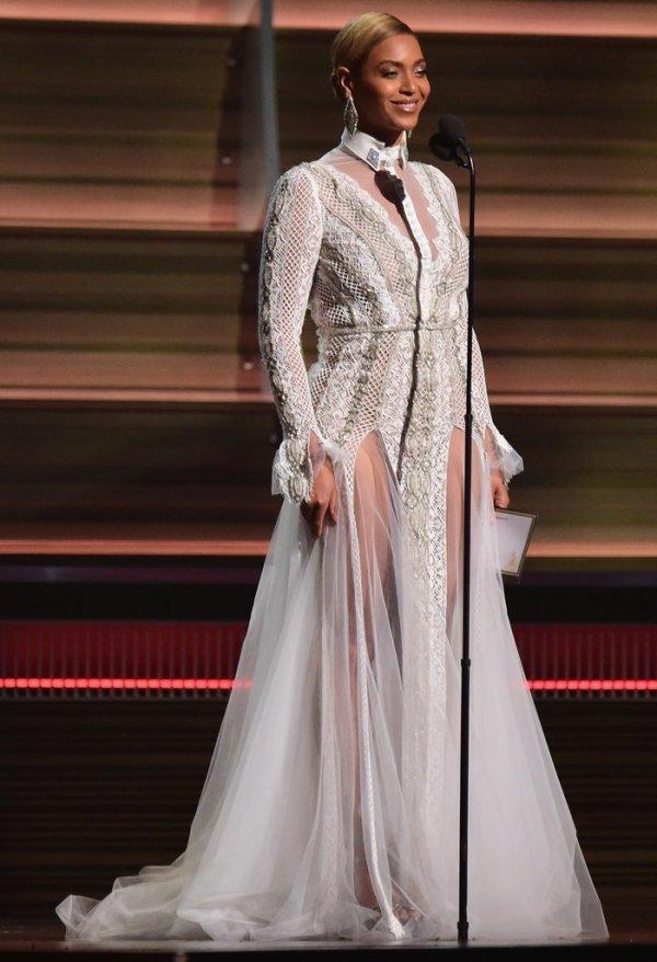 Beyonce- Grammys 2016