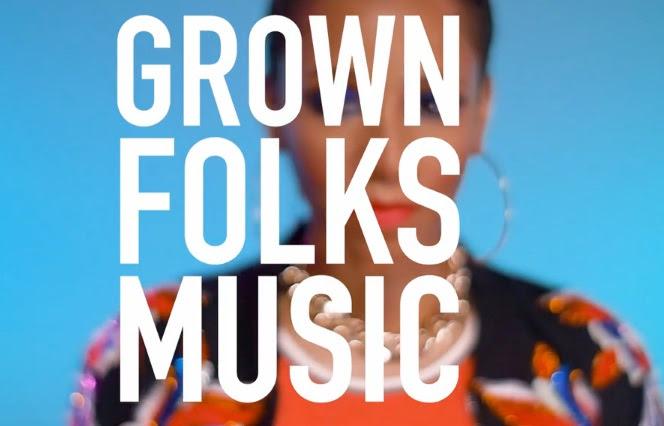 Vivian Green Grown Folks Music