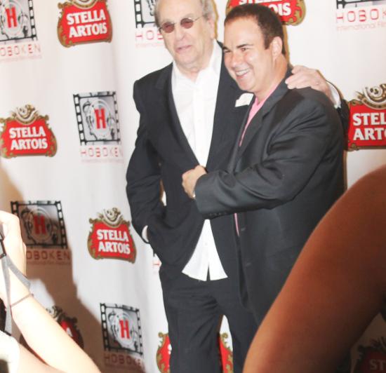 Chairman Ken Del Vecchio and Honoree Actor Danny Aiello