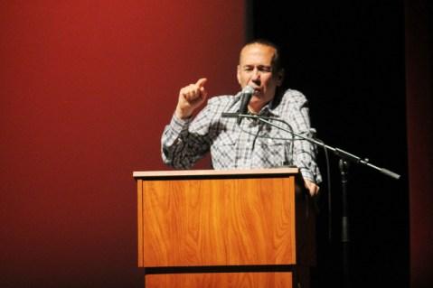 Comedian Gilbert Gottfried