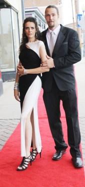 Lynette Scire and Steve Ferrari. Chosen Ones talent Agency
