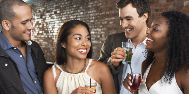 Which races are preferred in online dating