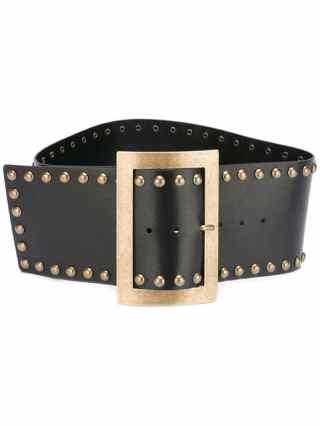 Farfetch-Philosophy Di Lorenzo Serafini studded large belt