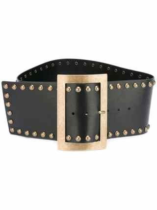 Farfetch-Philosophy Di Lorenzo Serafini studded large belt