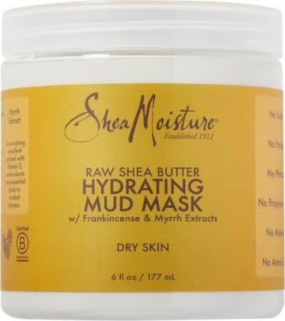 Shea Moisture Hydrating Mud Mask