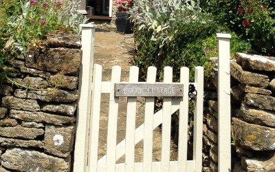 Brook Cottage Gate