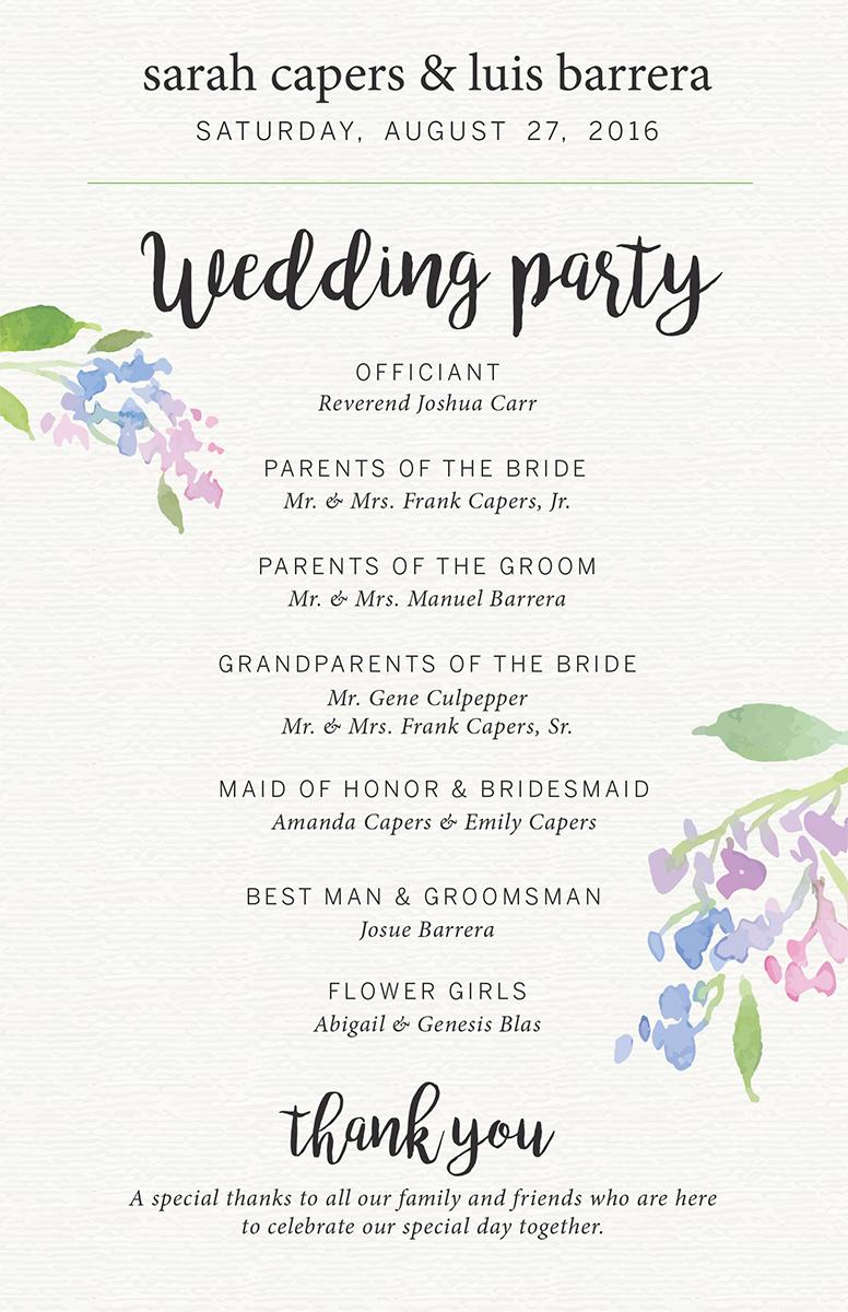 Wedding Invite | Design Gallery