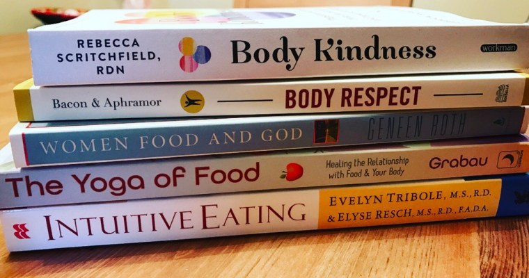 My Favourite Body Positivity Resources Part 1: Books