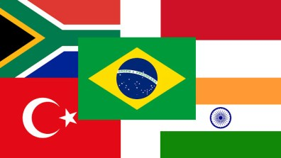 5risingdemocraciesflags