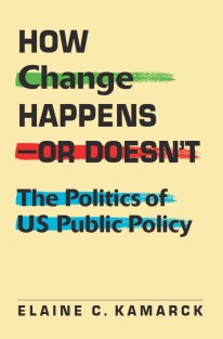 How Change Happens or Doesn't book cover