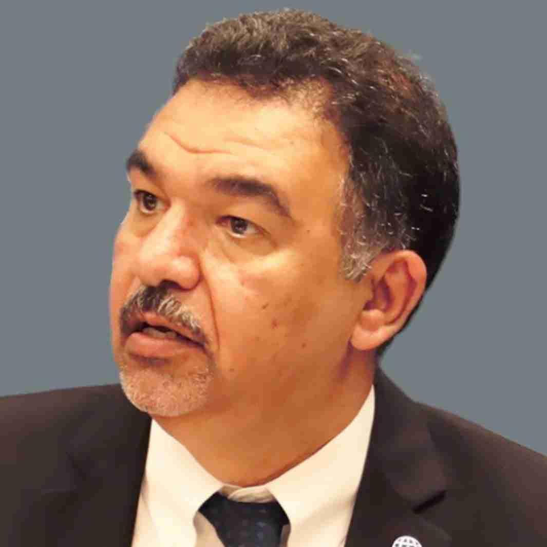 Headshot of Abbas Kadhim of the Atlantic Council