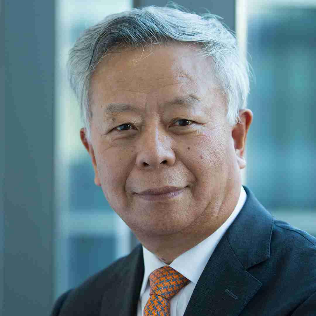 Image: Jin Liqun, AIIB