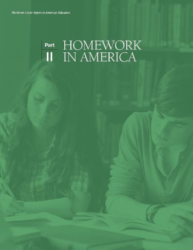Poll: What homework are you currently working on?