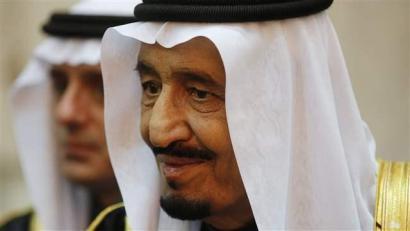 الصراع على العرش في المملكة العربية السعودية