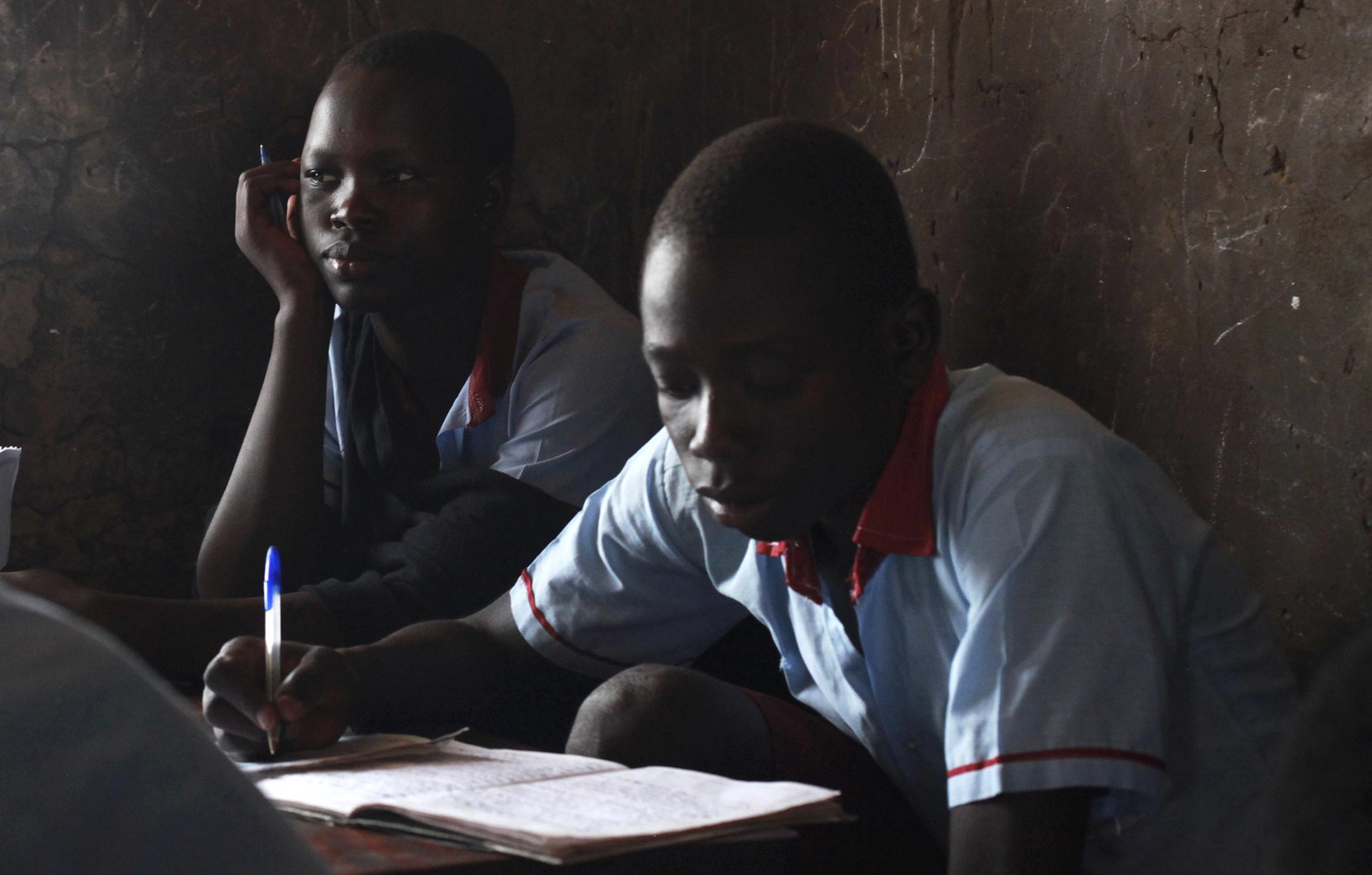 Focusing on Quality Education in sub-Saharan Africa