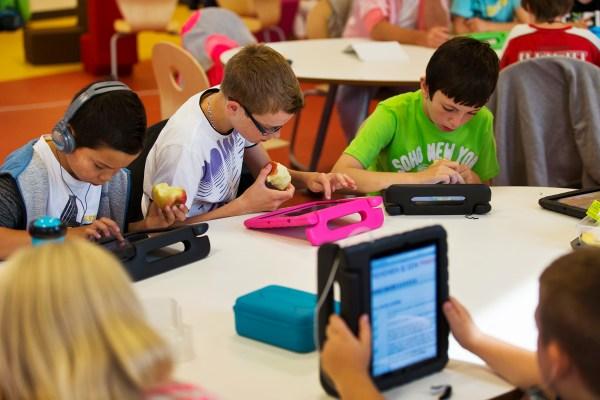Technology in Classroom Job